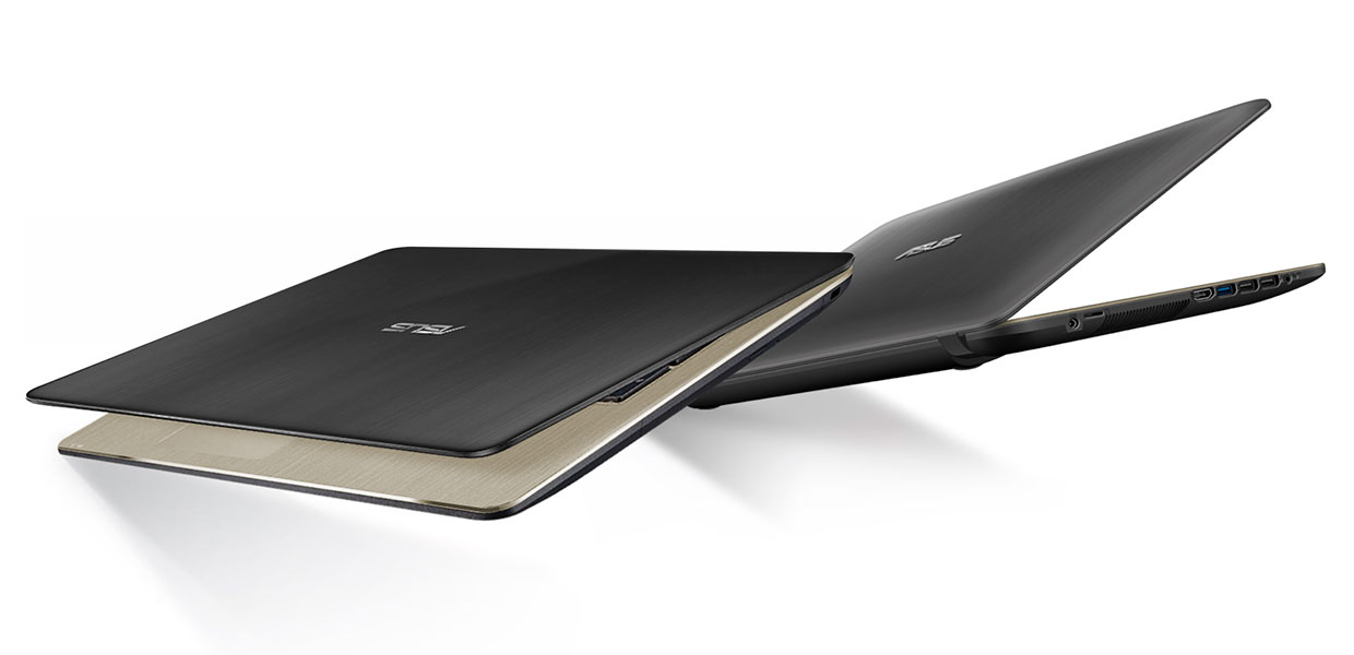 Notebooks and laptops