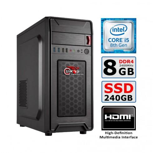 Мощный ПК Intel® i5