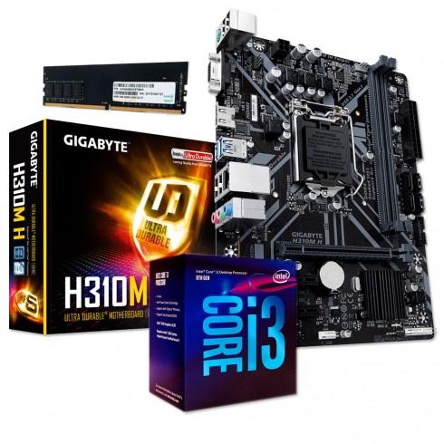 Комплект Intel® 8TH GEN
